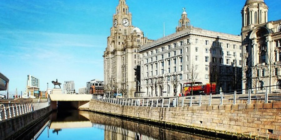 Cruise to Liverpool